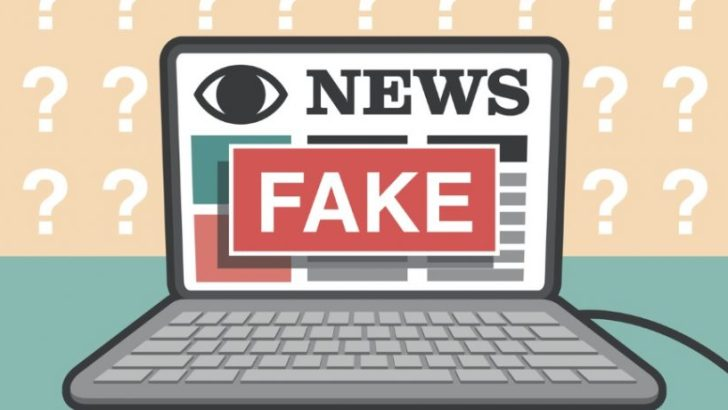 Pope denounces the sin of 'fake news'