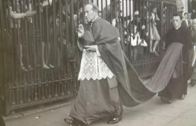 Judging Archbishop McQuaid