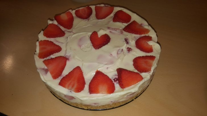 A wonderful dessert that anyone can prepare