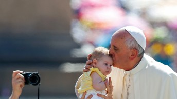Prayer not possible without Holy Spirit, Pope says at audience