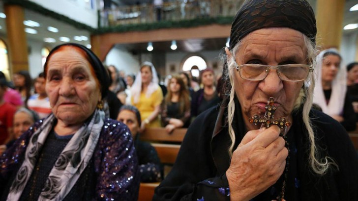 Return, Iraqi bishops urge displaced Christians