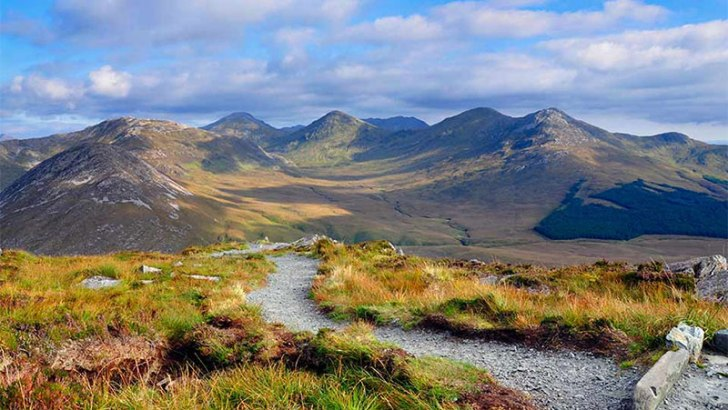 The classical culture of old Connemara