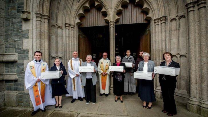 Parish picnic aims to break blanket record