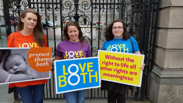 Pro-life campaigners vow to keep up the fight as Eighth is repealed