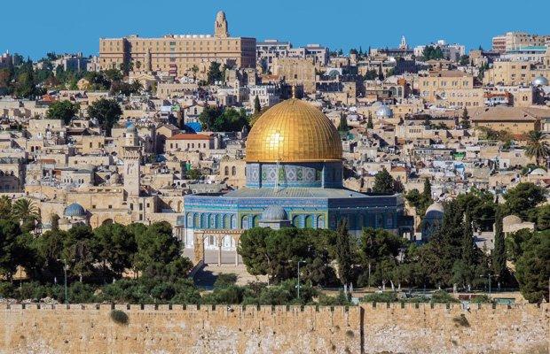 IC to embark on next Holy Land pilgrimage