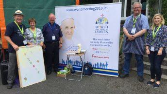 Bishop opens doors to diocese as Killala bounce towards WMOF