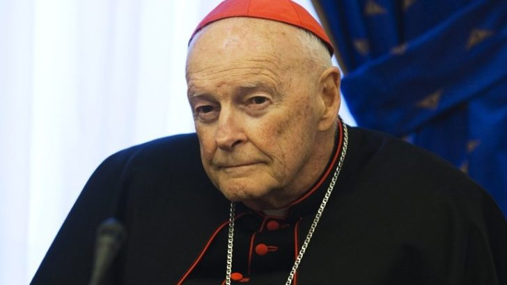 Abuse allegation against Cardinal McCarrick found credible - The ...