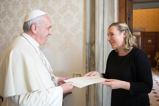New ambassador to the Holy See appointed