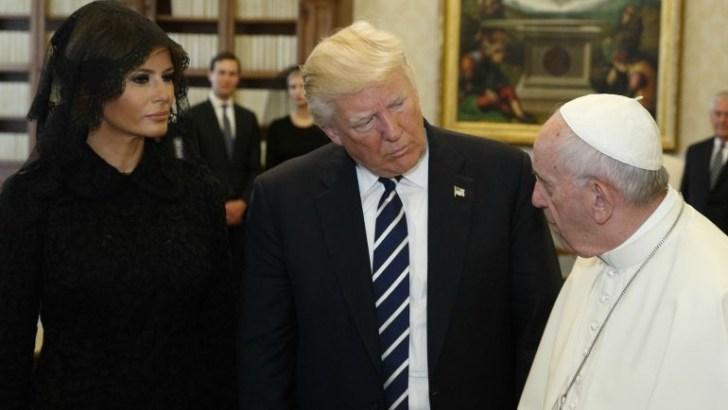 Pope Francis criticizes Trump 'zero-tolerance' migrant policy
