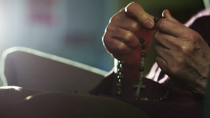 Many elderly religious face uncertain future