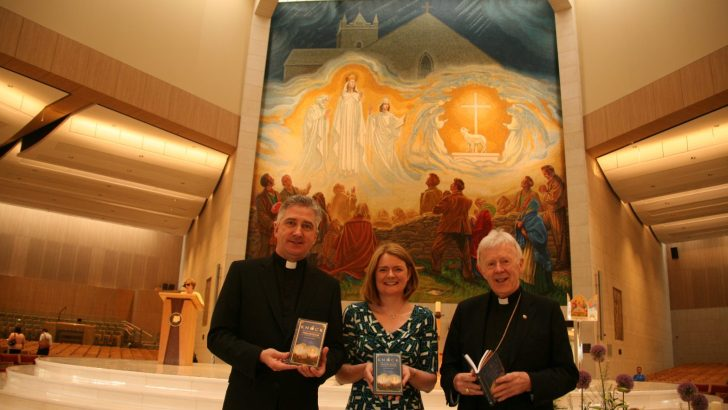 Knock Shrine launches first ever prayer book