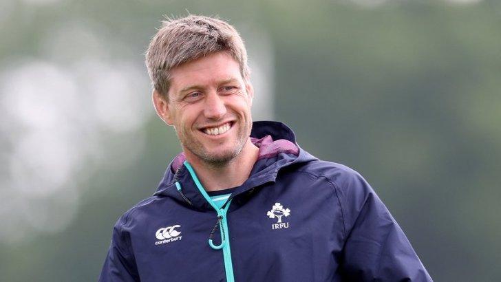 Irish rugby star to talk at WMOF