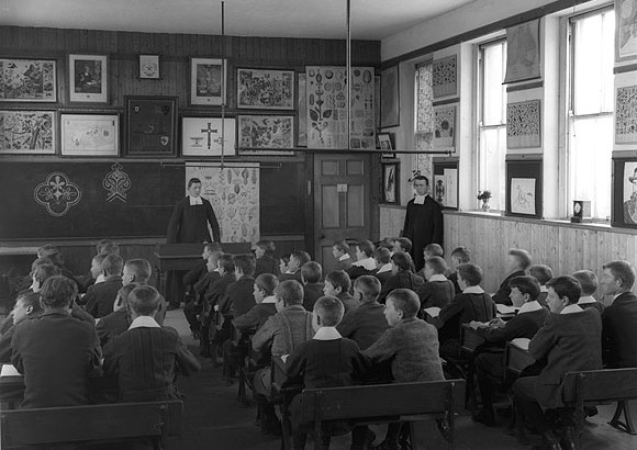 Our teachers, the 'masters' of modern Ireland