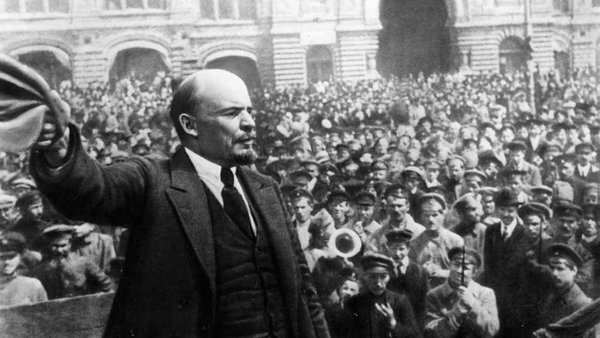 Irish eyes on the roots of Russia's revolutions