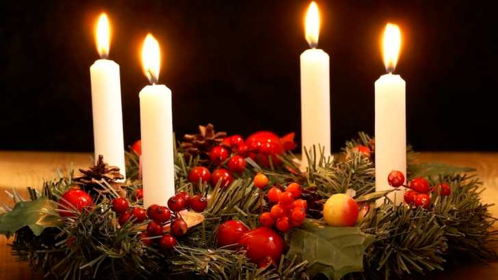 Advent and the coming of God's Kingdom