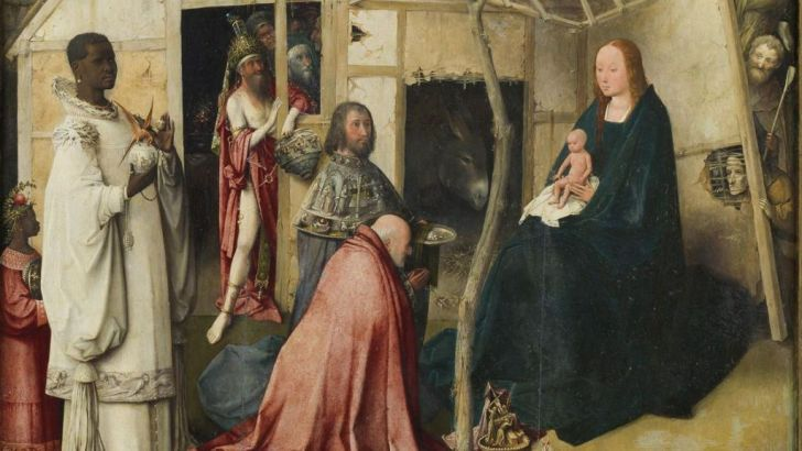 The gift that Caspar brought to Jesus…and so to us all