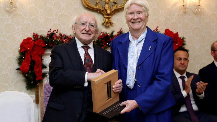 Kenya missionary sister honoured with presidential award