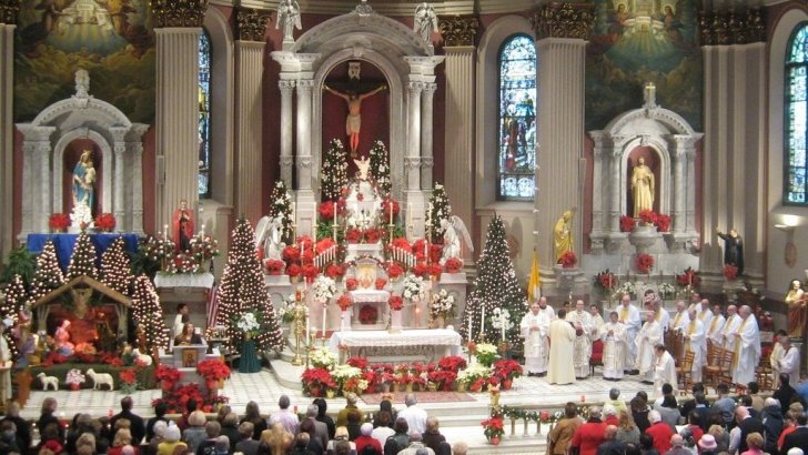 Who still goes to Mass in Ireland nowadays?