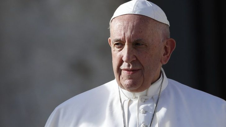 Pope Francis: Climate change 'causing immense hardship for the most vulnerable among us'