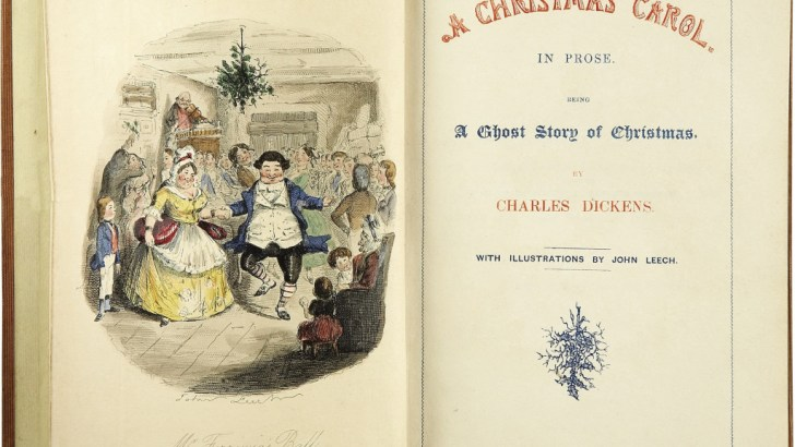 Christmas and the lure and lore of books