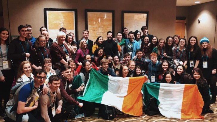 Catholic Youth SEEK holiness
