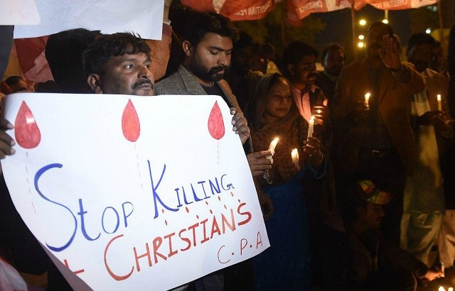 Pakistani Christian brothers sentenced to death
