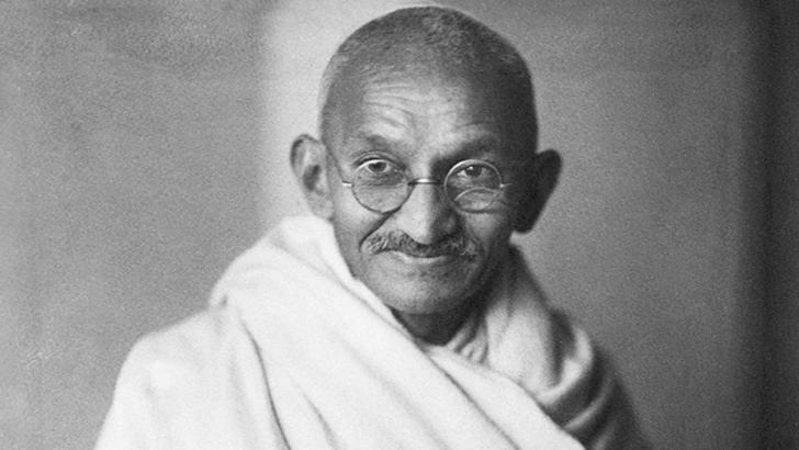 Mohandas Gandhi: the man who 'walked the walk'