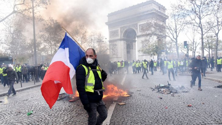 Excavating the roots of the yellow vest movement