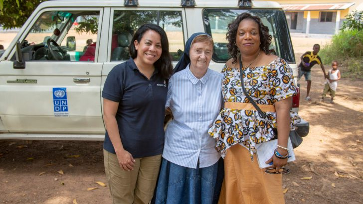Missionaries without borders