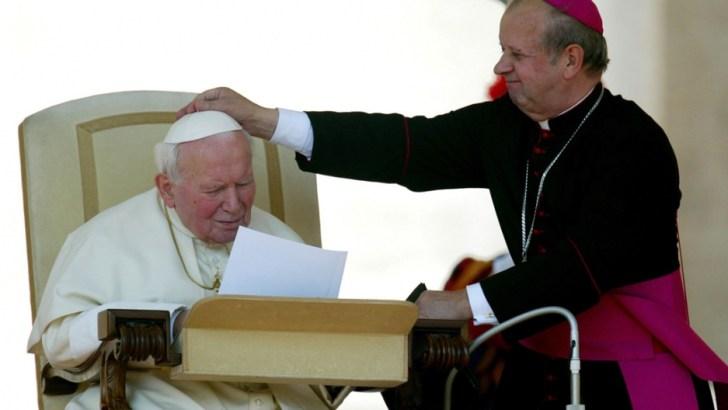 Polish cardinal, St John Paul's aide, defends Pontiff's record on abuse