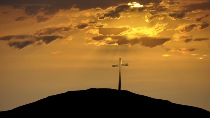 Easter – wounds and all – is about looking forward with confident hope