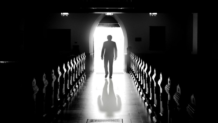 Is it time to leave the Church?