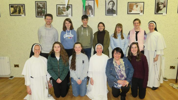 Limerick laughter in Dominican Youth Club