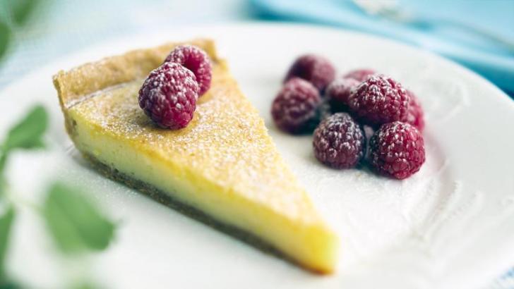 Lemon tart – the perfect Easter bake!