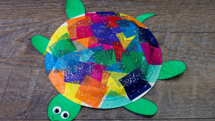 Getting out of your shell with crafts