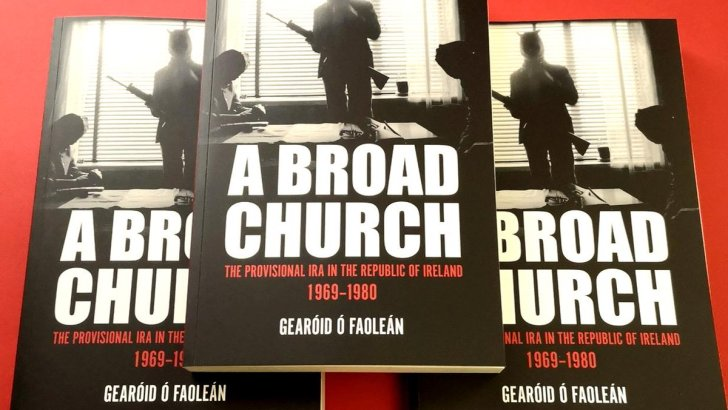 'Sneaking regarders' – support for the Provos in the Republic