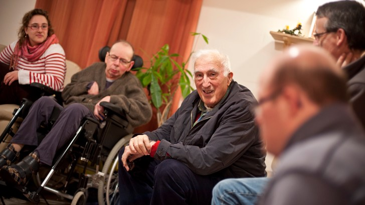 With death of Jean Vanier, Catholicism loses a living saint