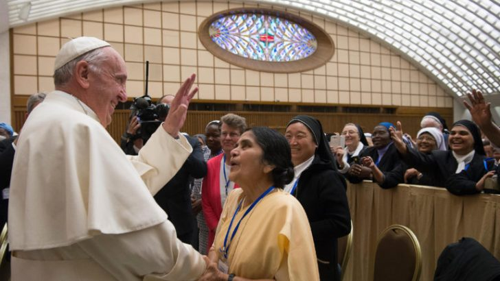 No big move by Francis on women deacons