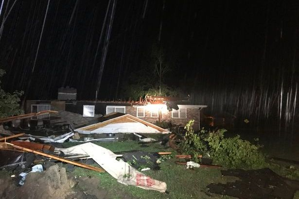 Appeal for prayers after Missouri tornado