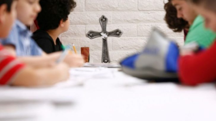 Faith formation should not be left to schools alone