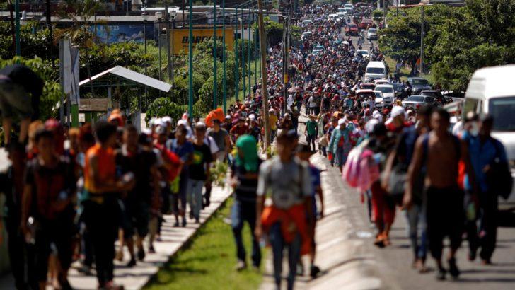 Mexican bishops make migration crisis appeal