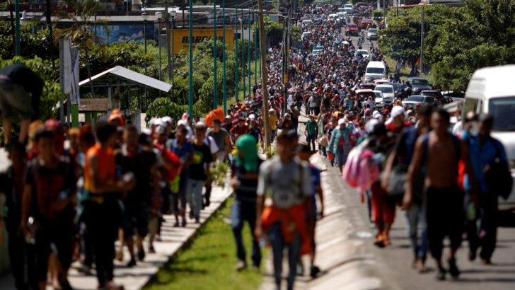 Mexican bishops make migration crisis appeal