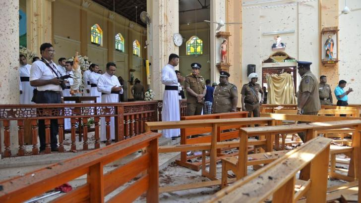 Sri Lankan cardinal's focus isn't rebuilding churches but lives
