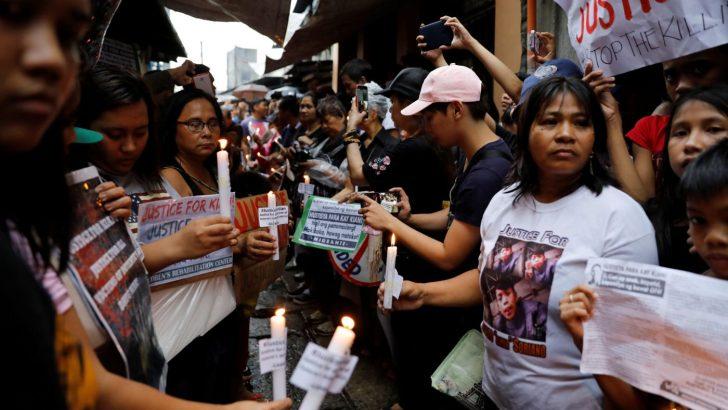 UN launches investigation into Philippine drug war
