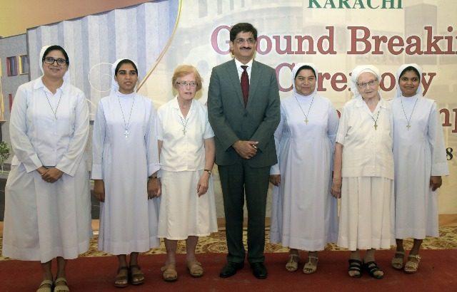 Irish nun to be awarded for lifetime of teaching in Pakistan