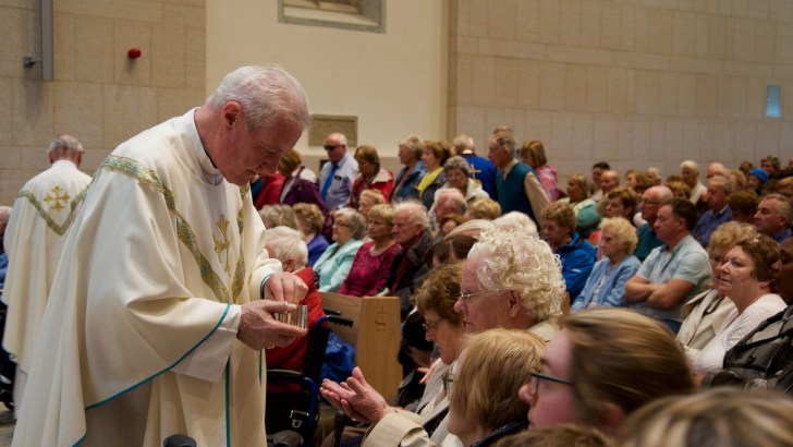 Multitudes descend on Knock for annual Novena