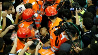 Call for young Catholics to protest in Hong Kong