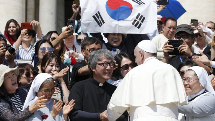 Japanese bishop calls on government to do more in trade spat with South Korea