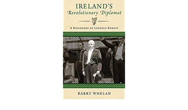 Irish diplomat caught up in wartime controversy