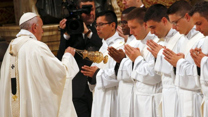 Forming the priests of the future to be missionary disciples